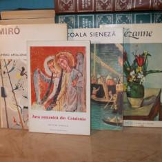 LOT 4 CARTI DE ARTA * SEMNATE ILEANA DASCALESCU - Album Pictura