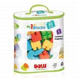 Primele Cuburi de Construit 30 Piese