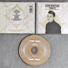 John Newman - Tribute CD - Muzica R&B universal records