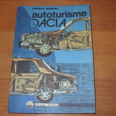 AUTOTURISMUL DACIA 1300 - C. MONDIRU ( stare f. buna, bogat ilustrata ) * - Carti auto
