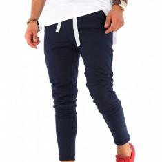 Pantaloni barbati de trening - bleumarin - COLECTIE NOUA - 9224 B7, Marime: S, M, L, XL, Culoare: Din imagine