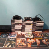Sony playstation 2 ps2 ps 2complet + jocuri + filme