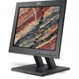 Monitor LCD 15 inci IBM ThinkVision L150p 6636-HB1, 1024 x 768/ 75 Hz, DVI, VGA, Grad A-