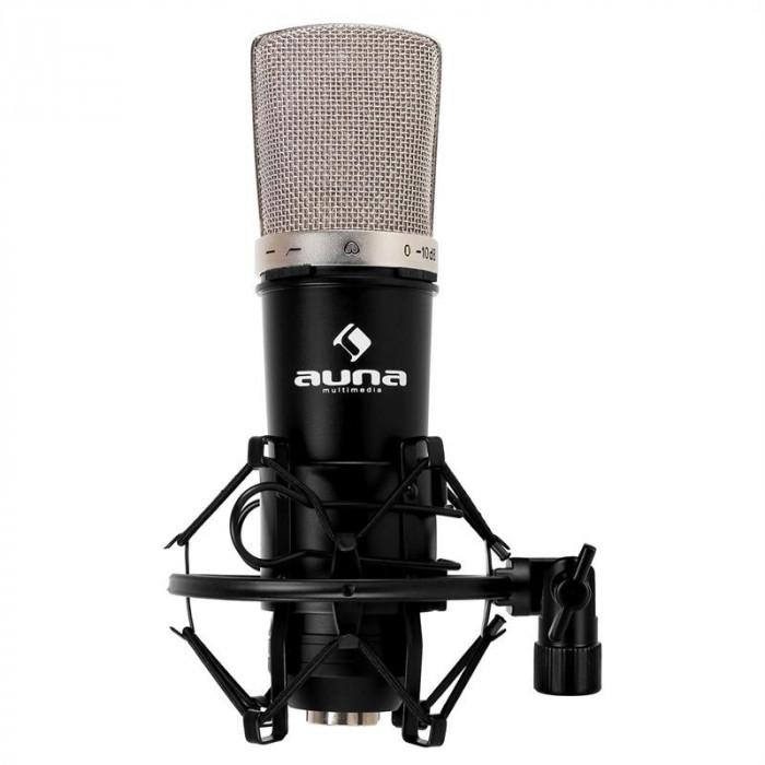 Auna CM003 microfon condensator XLR păianjen foto mare