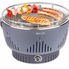 Grill gratar de carbune TEC STAR cu ventilatie - Gratar Gradina