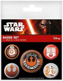 Insigne Star Wars Episode Vii The Force Awakens Join The Resistance Badge