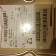 HDD Samsung PC 250 Gb SATA2 7200 RPM, Second hand - Hard Disk Samsung, 200-499 GB, 16 MB