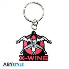 Breloc Star Wars Keychain Pvc X-Wing X4 - Vehicul