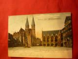 Ilustrata -Felicitare - Gruss aus Braunschweig 1902 ,stamp ,goarna 50 Germania, Circulata, Printata