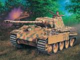Macheta Revell - Tanc Pzkpfw V Panther - Rv3171