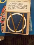 OLIMPIADELE INTERNATIONALE DE MATEMATICA
