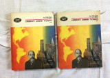 Doua carti indentice calatorii peste hotare volumul 2 ii de n. Iorga bpt 1054