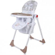 Scaun De Masa Comfort Lux - Sun Baby - Maro