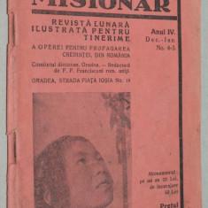 Micul Misionar - revista ilustrata pentru tinerime, Oradea 1939