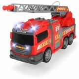 Jucarie Masina de pompieri cu scaun lateral si furtun cu apa 3308371 Dickie - Vehicul