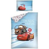 Lenjerie De Pat Cars 100X135 Cm Cars 28B - Lenjerie pat copii