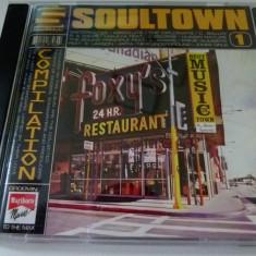 Soultown - cd - Muzica Blues