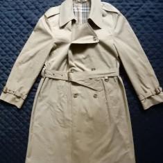 Palton Ascot; marime 50, vezi dimensiuni exacte in a doua poza; impecabil ca nou - Palton barbati, Culoare: Din imagine