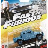 Masinuta Fast & Furious 8 Navistar Mxt