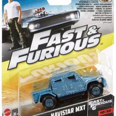 Masinuta Fast & Furious 8 Navistar Mxt - Masinuta electrica copii Mattel