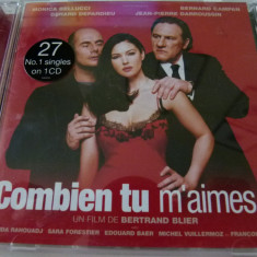 Combien tu m'aimes? - cd - Muzica soundtrack Altele