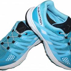 Adidasi Salomon XR Mission, talpa Contagrip, dama, marimea 38 - Incaltaminte outdoor Salomon, Femei