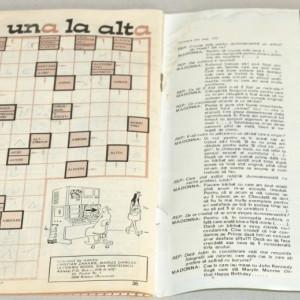 Revista umoristica, integrame, rebus, anii '90 - poze sexy - Vis-a- Vis