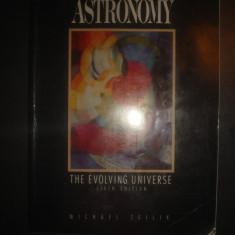 MICHAEL ZEILIK - ASTRONOMY * THE EVOLVING UNIVERSE - Carte Astronomie