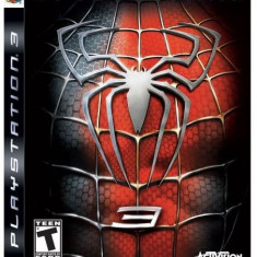 Spider-Man 3 Ps3 - Jocuri PS3 Activision