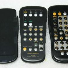 Telecomanda Amplificator/Receiver Marantz RC500AC cu 2 fețe si husa protectie - Telecomanda aparatura audio
