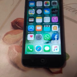 Iphone 5 16gb liber de retea - Telefon iPhone, Negru, Neblocat, Dual core, 2 GB