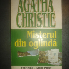AGATHA CHRISTIE - MISTERUL DIN OGLINDA - Carte politiste