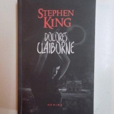 Stephen King - Dolores Claiborne - Carte Horror