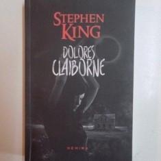 Stephen King - Dolores Claiborne - Carte Horror