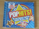 Pop Hits! (CD+DVD) Compilatie muzica, sony music