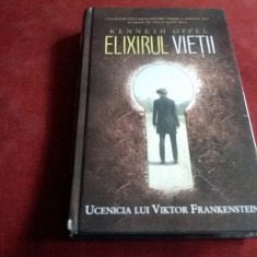 KENNETH OPPEL - ELIXIRUL VIETII - Carte Horror