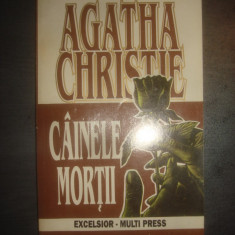 AGATHA CHRISTIE - CAINELE MORTII - Carte politiste