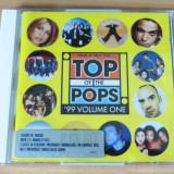 Top Of The Pops '99 (1999) Volume One (2CD) compilatie muzica - Muzica Pop universal records