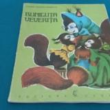 BUNICUȚA VEVERIȚA/ CARTE DE COLORAT/ ILEANA CEAUȘU-PANDELE/1976
