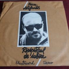 DISC VINIL NICU ALIFANTIS - RISIPITORUL DE IUBIRE - Muzica Folk
