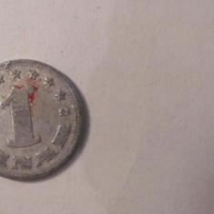 CY - Dinar 1953 Iugoslavia Yugoslavia Serbia / aluminiu