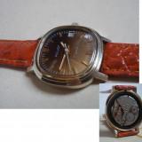 Ceas de colectie Poljot, placat cu aur - Ceas barbatesc, Mecanic-Manual