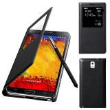 Husa Samsung Galaxy S3 i9300 S-VIEW Neagra