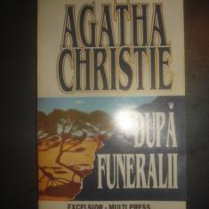 AGATHA CHRISTIE - DUPA FUNERALII