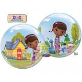 "Balon Bubble 22""/56cm Qualatex, Doctorita Plusica, 66575 - Baloane copii"