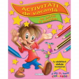 Activitati De Vacanta Ne Jucam Si Invatam - Carte educativa