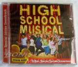High School Musical Soundtrack (CD+DVD)