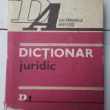 Dictionar juritic - SANDA GHIMPU