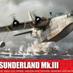Kit Constructie Airfix Avion Short Sunderland Mk.Iii - Set de constructie