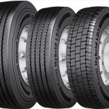 Anvelopa vara CONTINENTAL Conti Hybrid LS3 235/75 R17.5 132/130M - Anvelope camioane